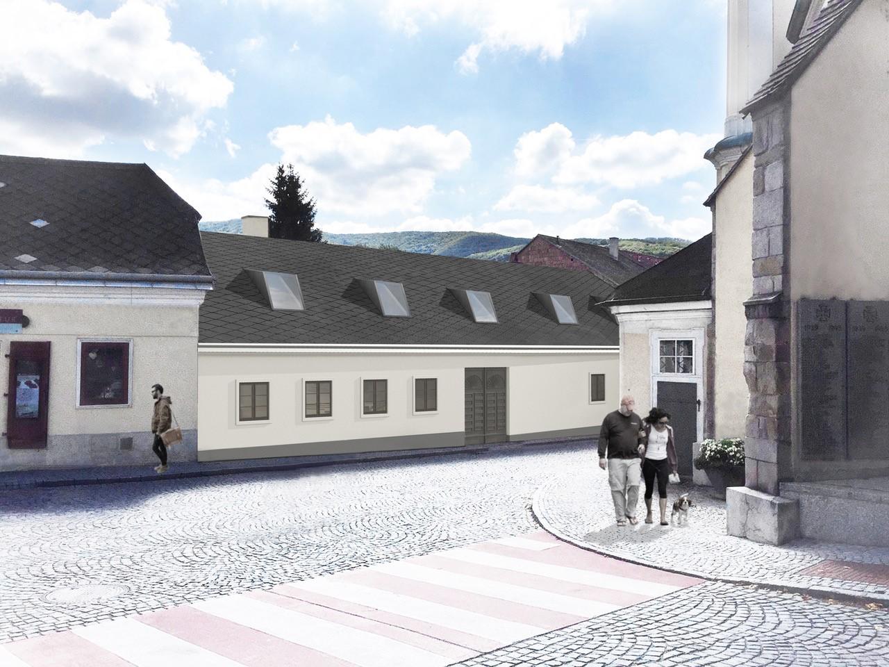 ERSTBEZUG-GARTENWOHNUNG IM ZENTRUM VON WEIDLING/KLOSTERNEUBURG