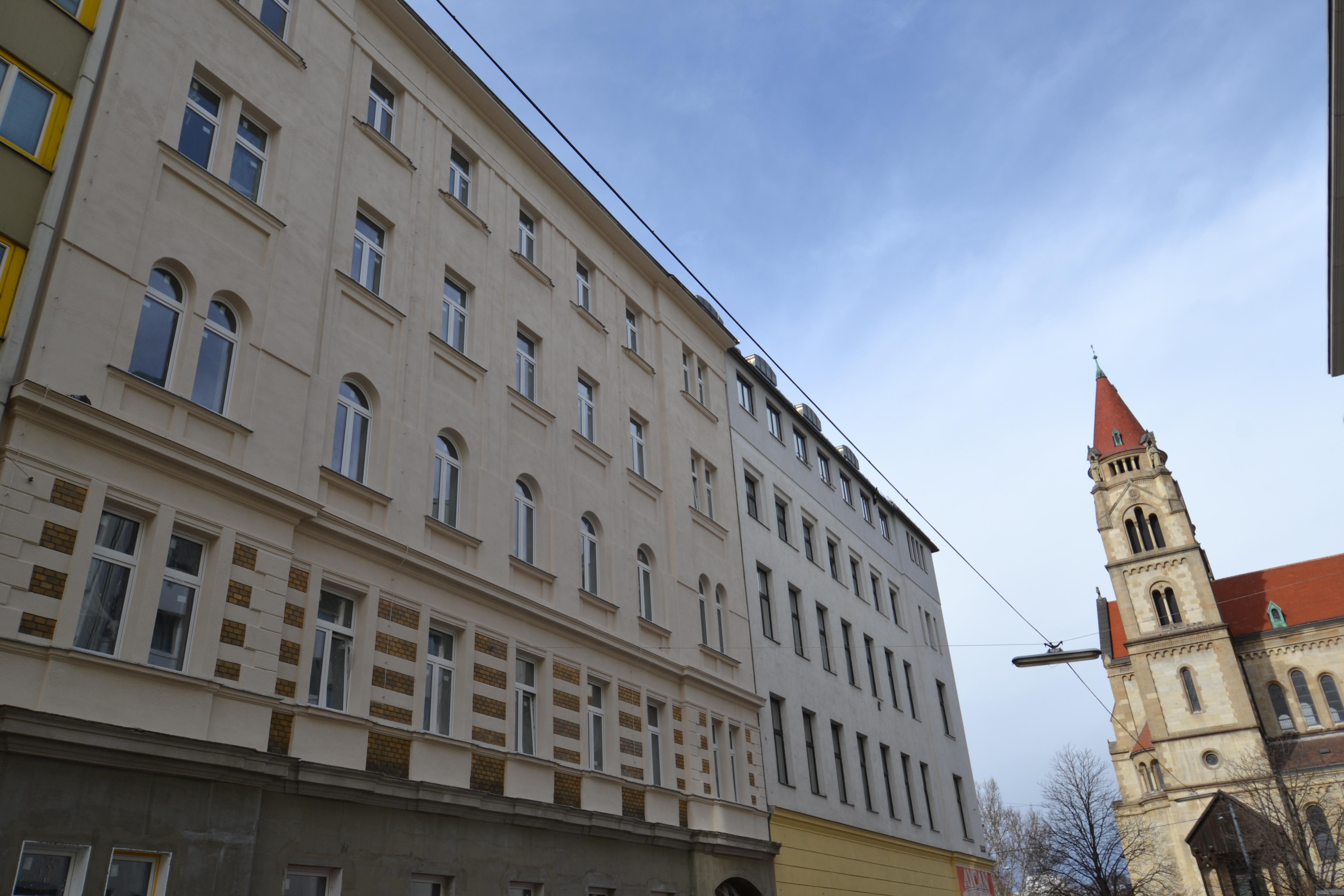 1020 Wehlistraße - Vermietung von 20 Mietwohnungen