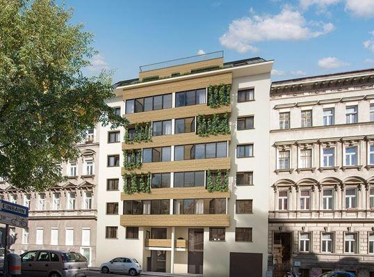 1090 Borschkegasse - Vorvermietung von Wohnungen