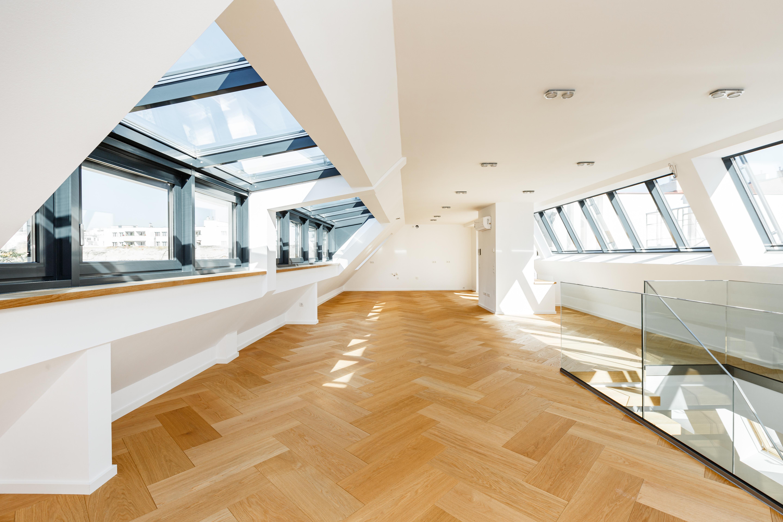 Traummaisonette mit großen Terrassen - revitalisiertes Biedermeierhaus beim Rochusmarkt Objekt_32206
