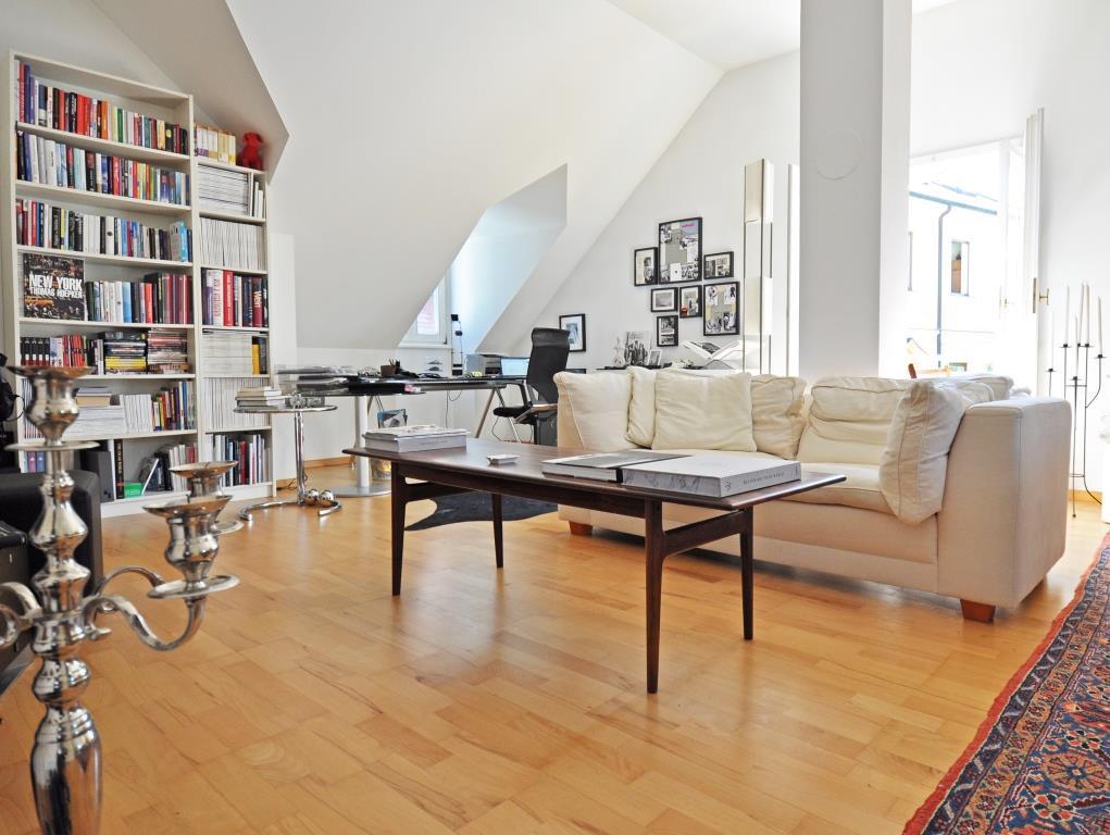 UNBEFRISTETE Wohnung mit Garagenplatz in Sievering