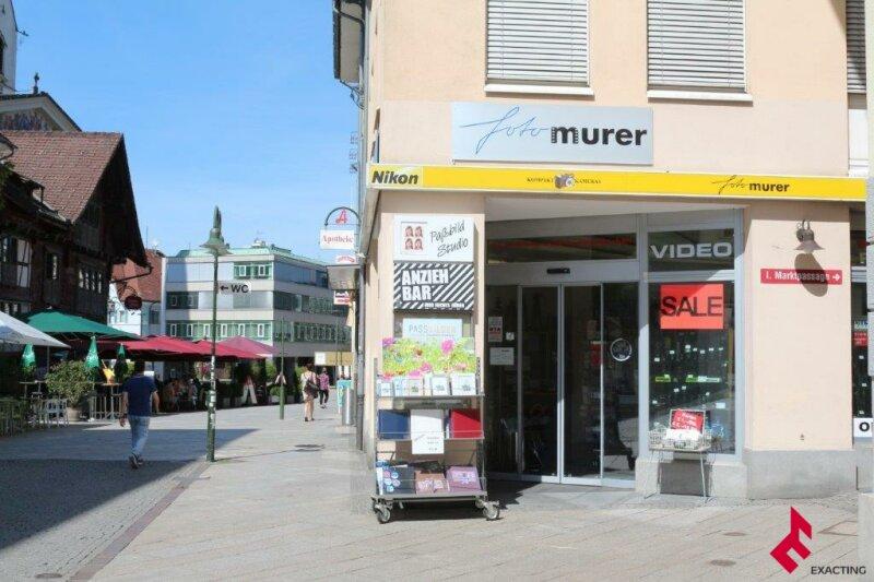 TOP-Geschäftslokal in der Fußgängerzone: Bild #1