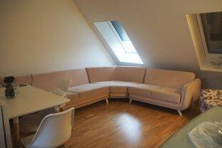 Helle 2 Zimmer Maisonette bei U-Bahn Station Reumannplatz
