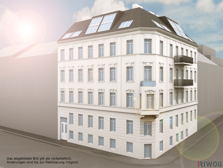Attraktive Eigentumswohnungen - ERSTBEZUG nach Sanierung (Projektansicht)