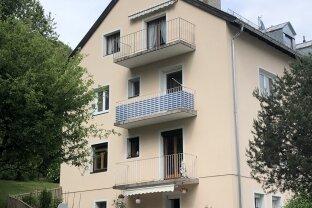 JENBACH - Kleine, möblierte 3 Zimmerwohnung + Balkon