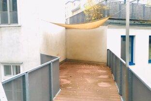 Schicker Loft mit Terrasse/U6