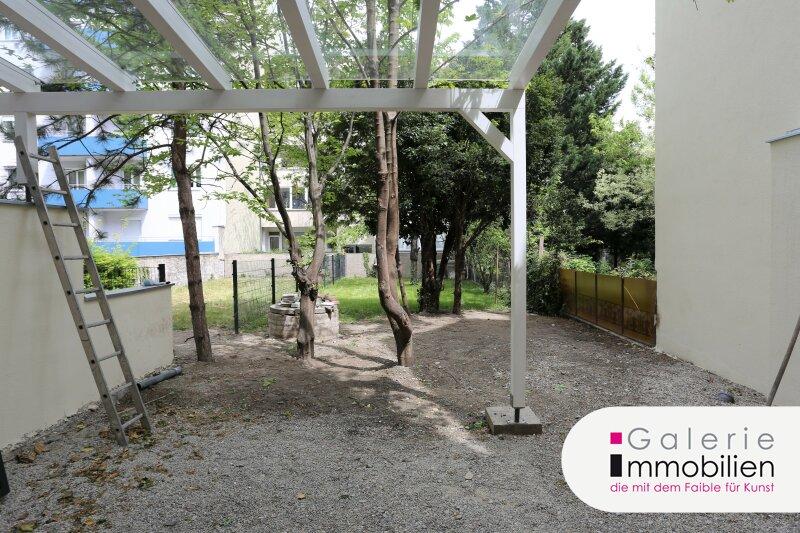 Erstbezug Nähe Alte Donau/Erholungsgebiet - Helle Gartenwohnung mit Pergola in generalsaniertem Gründerzeithaus Objekt_34851