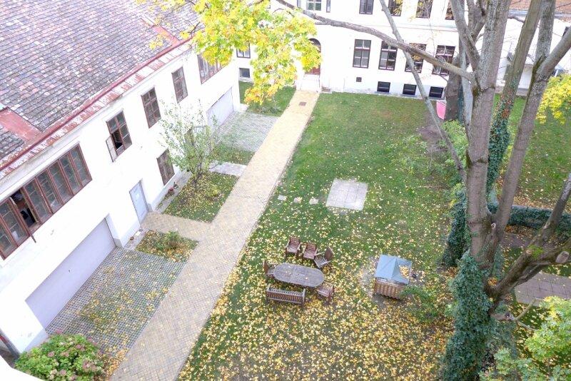 Ruhige Altbauwohnung mit Garten- und Saunamitbenützung /  / 1040Wien / Bild 1