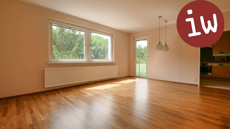 Sonnige 3 Zimmerwohnung mit Loggia, Zentrum Klosterneuburg Objekt_616 Bild_123