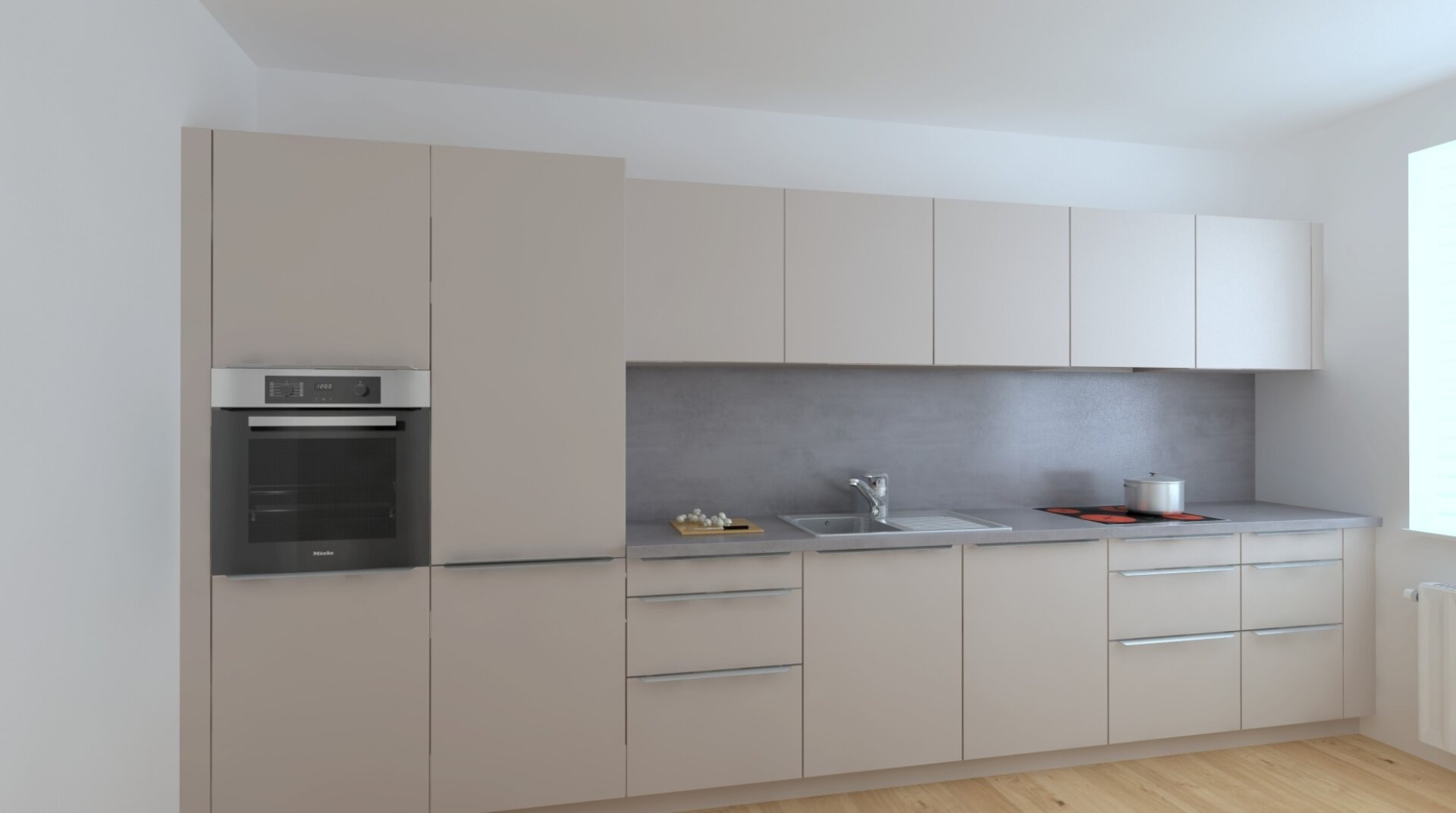Küche Dostal optional