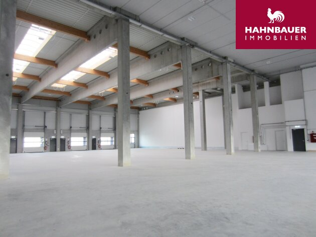 Warehouse 888 sqm south of Vienna