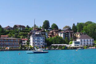 Top Lage in Velden - mit Seeblick