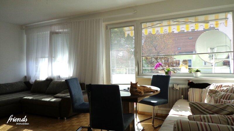 Sonnige 3-Zimmer-Balkon-Wohnung nahe Fuzo Mödling