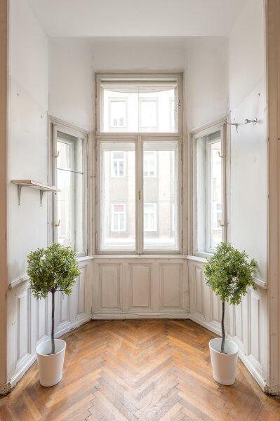 ++NEU++ Sanierungsbedürftige Stilaltbauwohnung in aufstrebender Lage! 4-Zimmer möglich! /  / 1150Wien / Bild 4