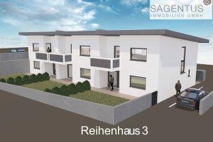 TOP-ANGEBOT: Neubau-Reihenhaus in bester Wohnlage von Tarrenz zu kaufen (Reihenhaus 3)