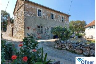 Steinhaus auf der Insel Pašman in Kroatien - wohnen, wo andere Urlaub machen!