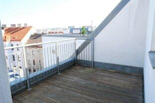 Wunderschöne 53m² DG-Wohnung + 9m² Terrasse mit Einbauküche  - 1160 Wien