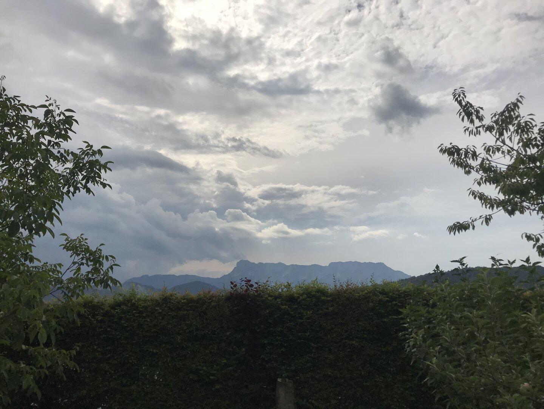 den Untersberg im Blick