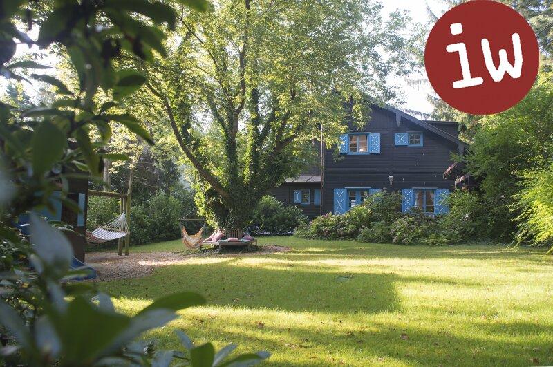 Traumhaftes Grundstück am Schreiberweg mit reizendem Familienhaus Objekt_319