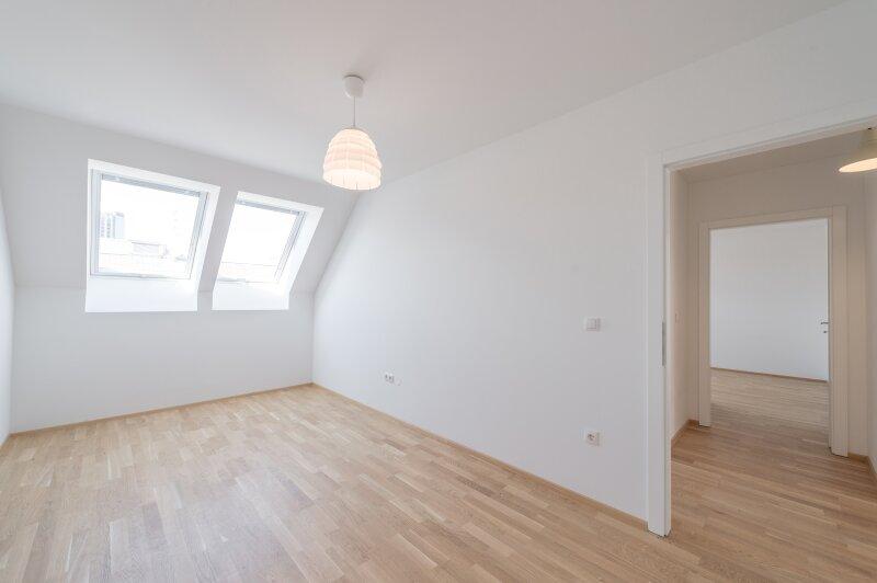 ++NEU** Hochwertiger 4-Zimmer DG-Erstbezug, Dachterrasse mit Weitblick! Tolle Raumaufteilung! /  / 1200Wien / Bild 8