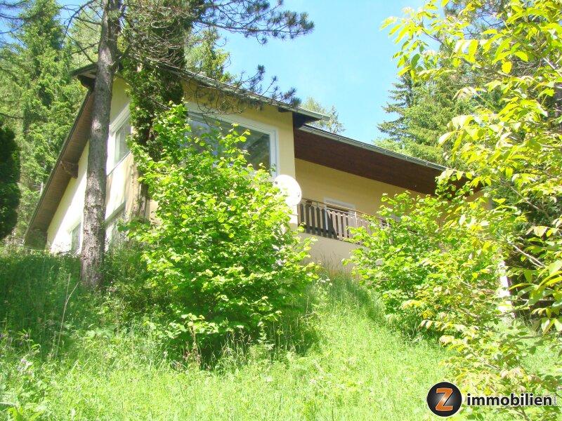 Villa umsäumt von herrlichem Mischwald in absoluter Ruhelage