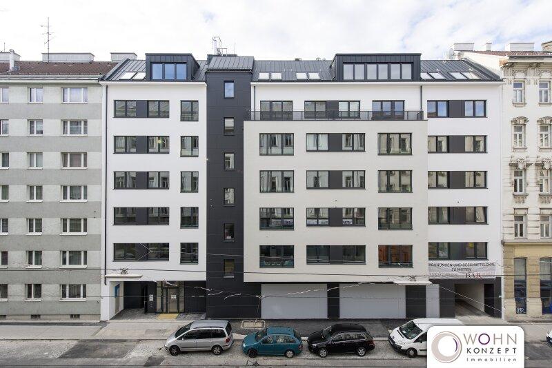 Exklusive 76m² Neubau-Gartenwohnung mit Einbauküche - 1030 Wien