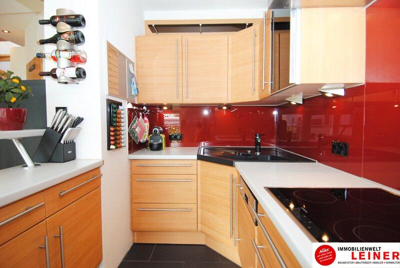 Schwechat - Beeindruckend Wohnen - Maisonette Penthouse Wohnung über den Dächern der Stadt Objekt_8955 Bild_814