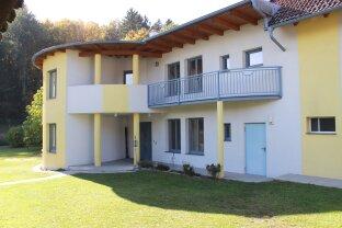Golf- Thermenresort Stegersbach: Niedrigenergiehaus in sonniger, ruhiger Waldrandlage