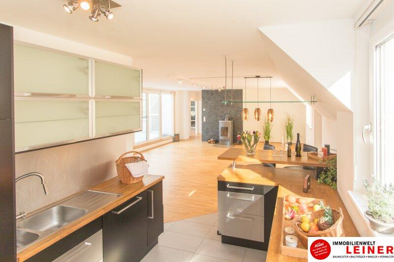 Schwechat - luxuriöses 4 Zimmer Penthouse 130m² Wohnfläche plus 2 Traumterrassen! Objekt_8876 Bild_887