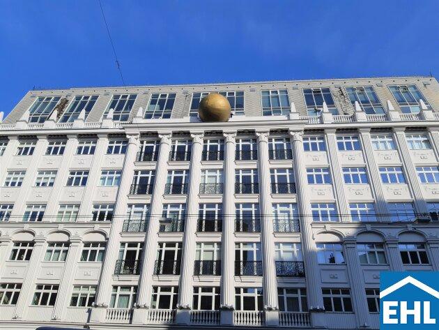 Charmante Büroflächen im Palais Erzherzog Carl Ludwig