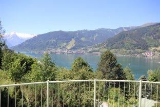 Zell am See: INVESTMENT !! touristisch vermietbar !! freistehende Villa 300 m2 Wfl. oberhalb dem Zeller See  große Garage | Lift !!