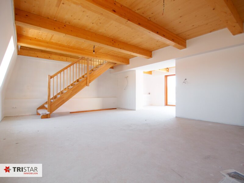 Hochwertig errichtete 3 Zimmer DG-Maisonette mit Wohnküche, Abstellraum, Wintergarten und Terrasse mit fantastischem Wienblick! /  / 1100Wien / Bild 6