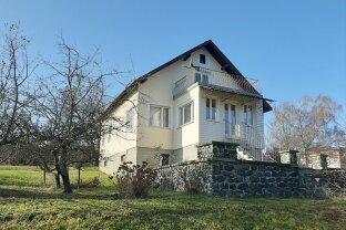 Stadtschlaining: Wohnhaus in ruhiger Assichtslage