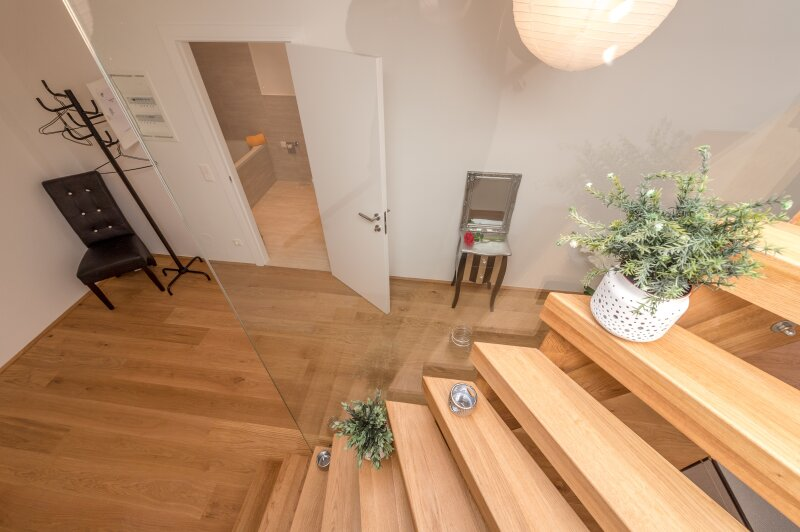 ++NEU** 3-Zimmer DG-Maisonette, ERSTBEZUG mit Terrasse, sehr gutes Preis-Leistungsverhältnis!! /  / 1200Wien / Bild 3