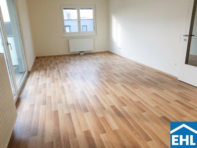 ERSTBEZUG - Schöne 3-Zimmerwohnung im trendigen Sonnwendviertel