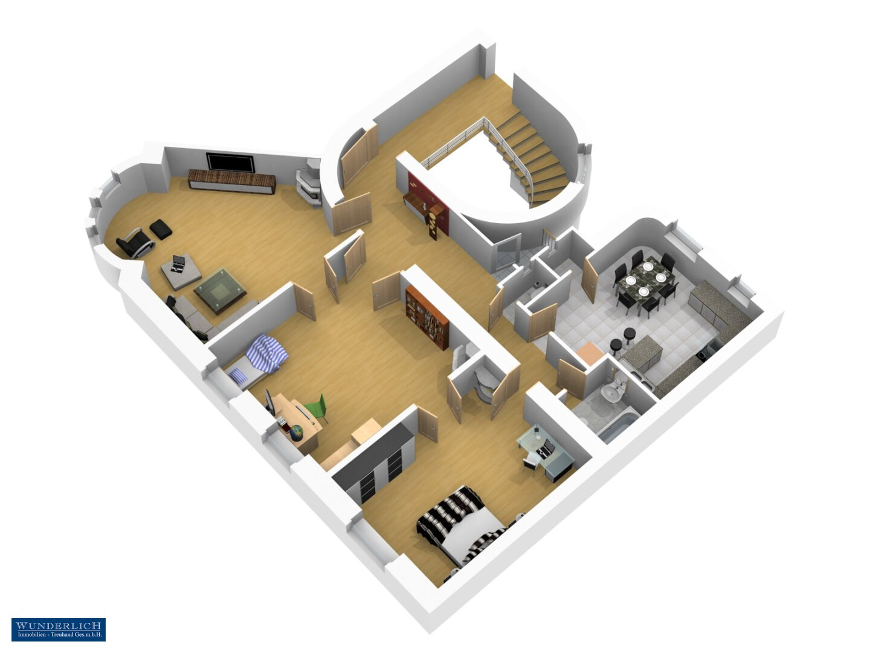 3D-Ansicht 3