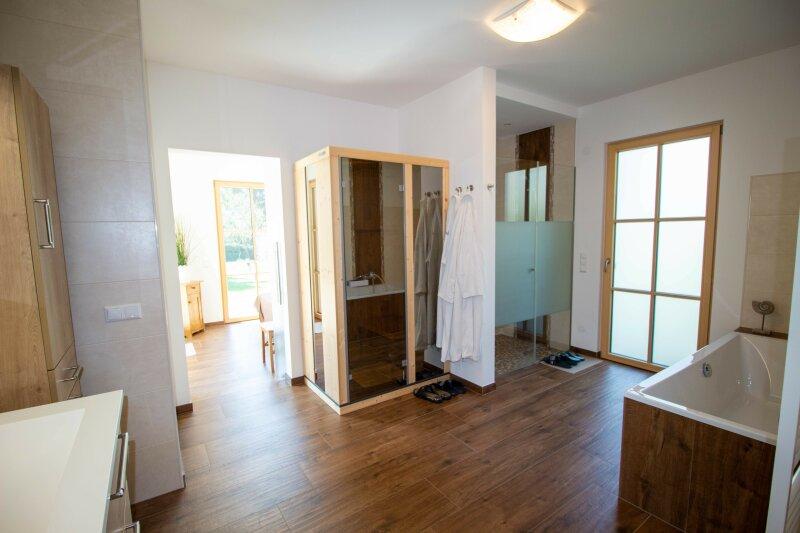 Badezimmer - Ansicht 1