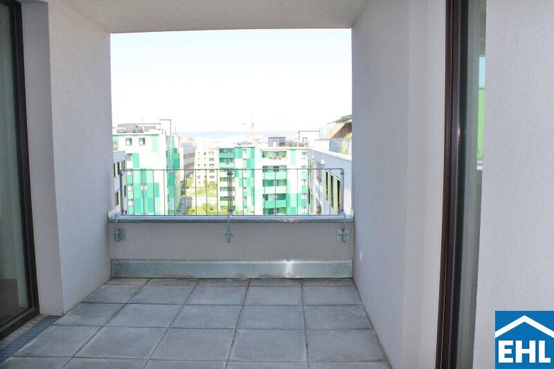EUROGATE: Großzügige und gutaufgeteilte 3 Zimmerwohnung mit Loggia /  / 1030Wien / Bild 5