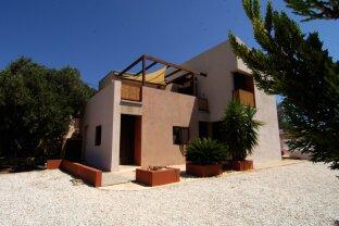 Kreta - Niedrigenergiehaus mit Traumaussicht