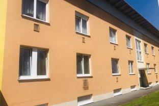 VERKAUFT!!! Gemütliche 3-Zimmer Wohnung mit perfekter Raumaufteilung und kleiner Loggia in ruhiger Siedlungslage!