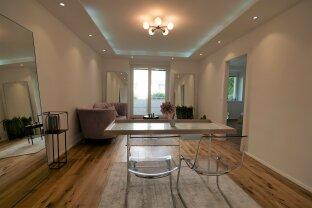 Top sanierte 4 Zimmer-Wohnung in absoluter Grün-Ruhelage mit Balkon