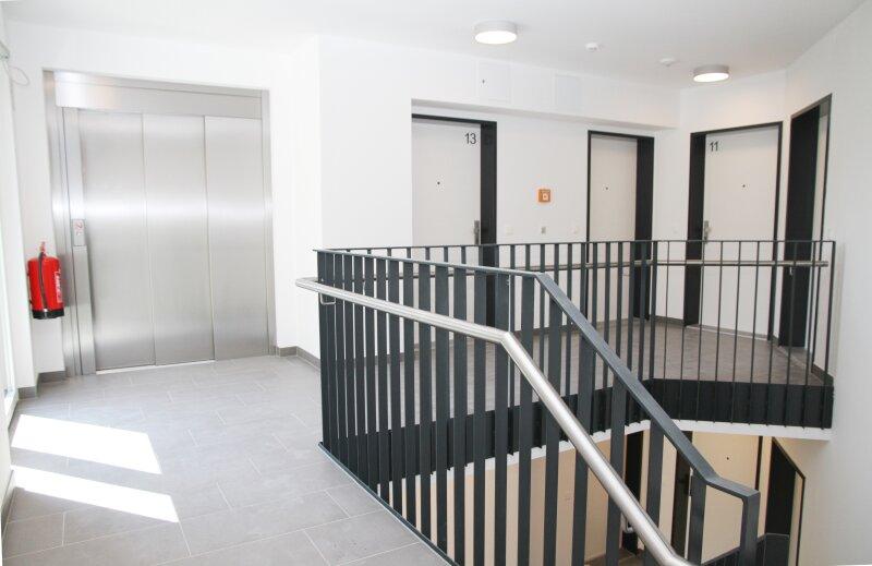 6,65 m² BALKON + 2 französ. Balkone, 38m²-Wohnküche + Schlafimmer, 2. Stock, Bj.2017 /  / 1190Wien / Bild 17