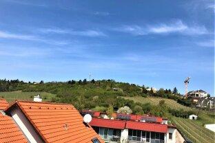 4 Zimmer Dachgeschosswohnung in gepflegter Wohnanlage!