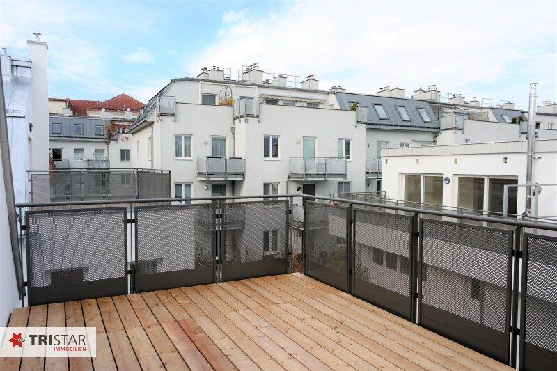 :::Wohnprojekt im Baurecht - grosszügige DG-Loftwohnung mit Terrasse in Grünruhelage Nähe Stadtplatz::: /  / 3400Klosterneuburg / Bild 3