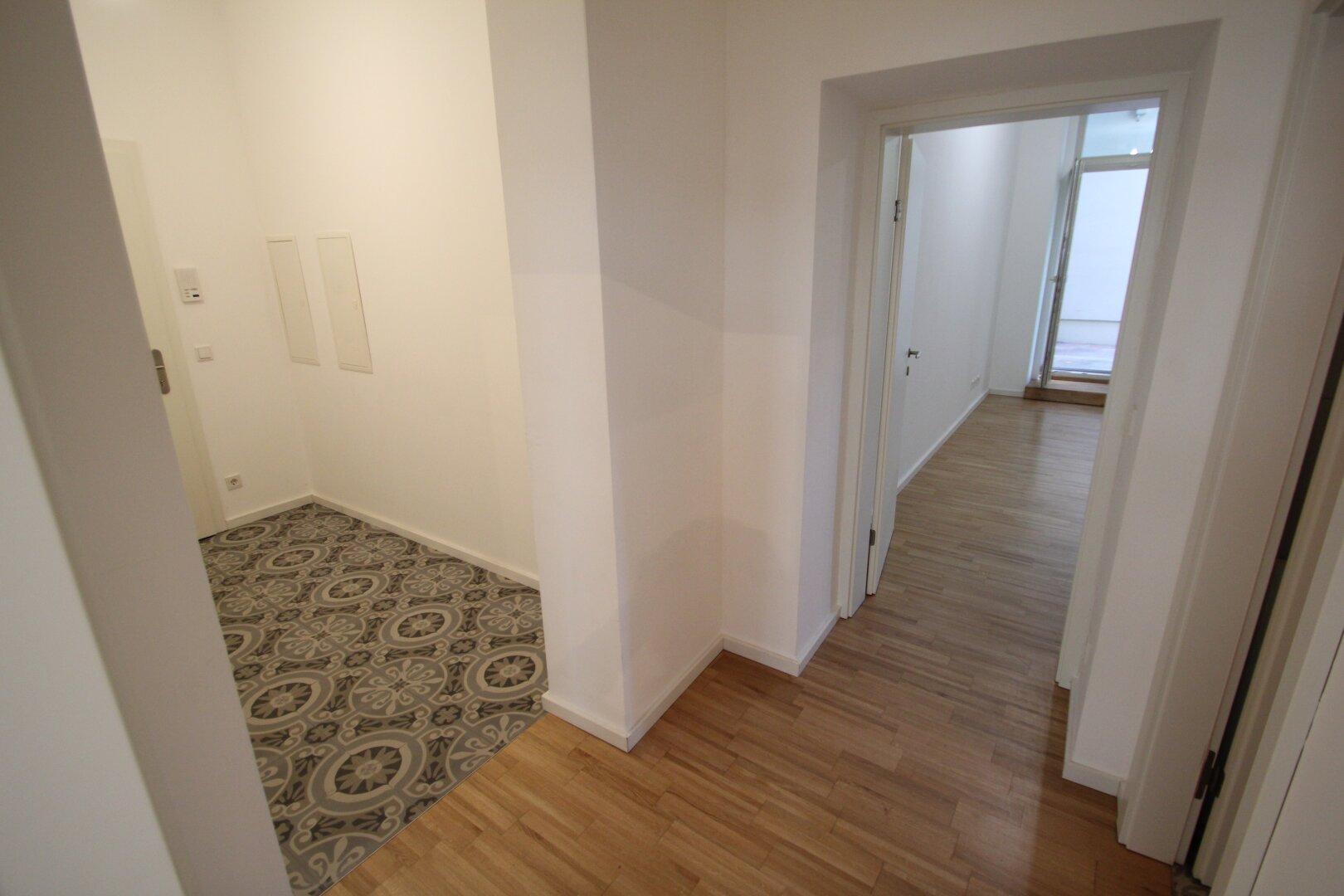 Vorzimmer - Zugang
