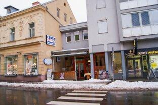 Top-Investment mit Sicherheit! Vielseitiges Lokal mit eigenen Parkplätzen - Beste Lage in Kapfenberg, fußläufig zum Bahnhof.