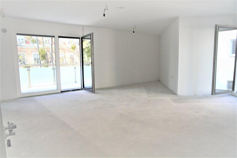 6,65 m² BALKON + 2 französ. Balkone, 38m²-Wohnküche + Schlafimmer, 2. Stock, Bj.2017 /  / 1190Wien / Bild 9