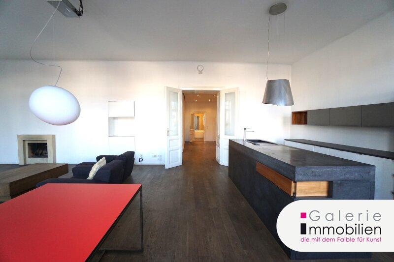 Luxuriöse Stadtwohnung im Stilaltbau - Balkon und Garagenplatz Objekt_31580