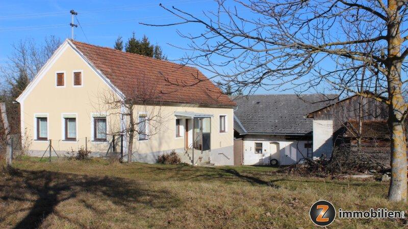Bauernhaus in ruhiger Sonnenlage /  / 7540Nähe Güssing / Bild 0
