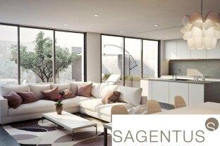 3-Zimmerwohnung mit Garten / Balkon zu verkaufen